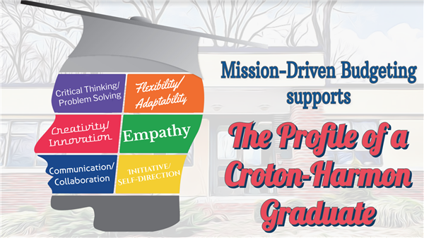 Mission Driven Budgeting Supports the Profile of the Graduate
