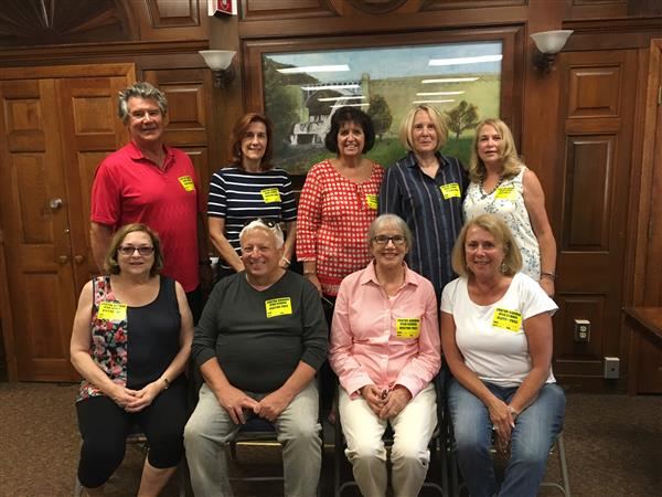 CHHS Class of 1967 visit ahead of their class reunion